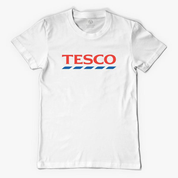 Tesco Logo Men's T-shirt - Customon