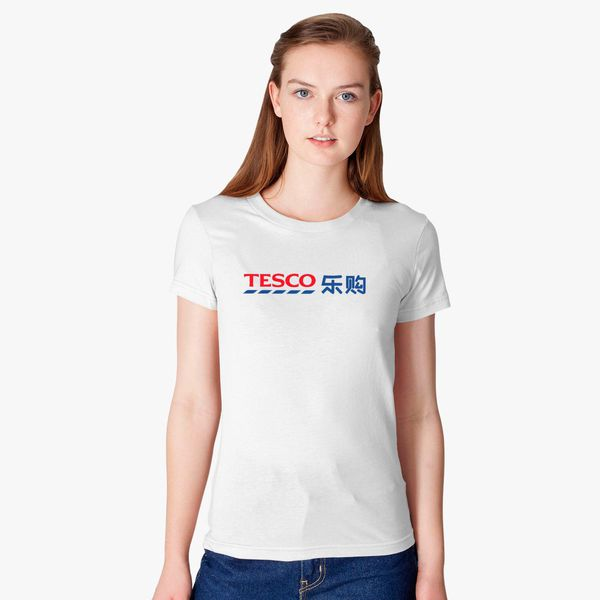 Tesco Logo Women's T-shirt - Customon