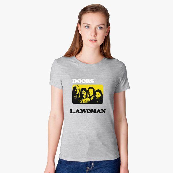 bec3bcee The Doors LA Woman Women's T-shirt - Customon