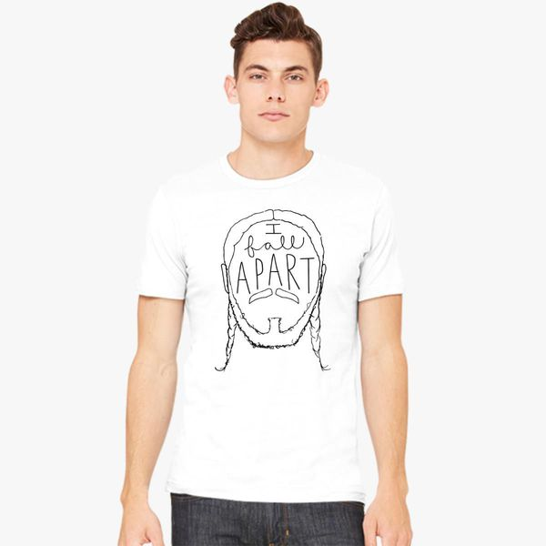 f7dd277c Post Malone I fall Apart Men's T-shirt - Customon