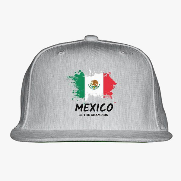 4e67941a046 Fifa World Cup 2018 Mexico Snapback Hat - Customon