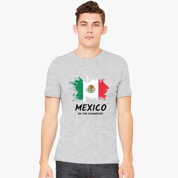 2d3cc0694 Fifa World Cup 2018 Mexico Men s T-shirt - Customon