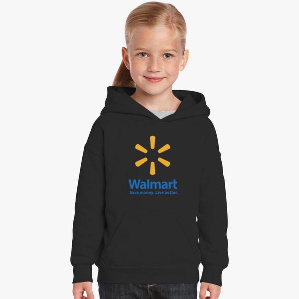 8a5aea3af99 Walmart Logo Kids Hoodie - Customon