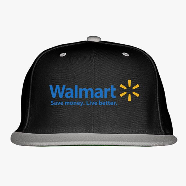 c5ccb247c Walmart Logo Snapback Hat - Customon