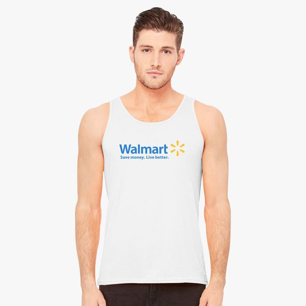 c2ccb7d239492 Walmart Logo Men s Tank Top - Customon