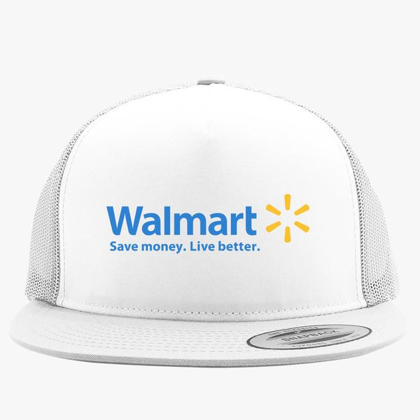 025dc6718 Walmart Logo Trucker Hat - Customon