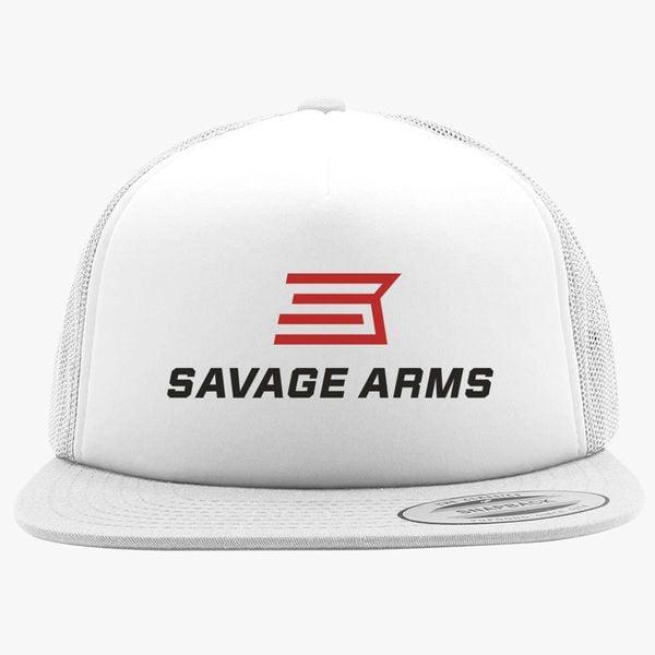 Savage Arms Logo Foam Trucker Hat  5a2b4671f1e