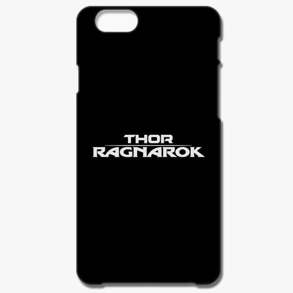 timeless design 2b923 24afe Thor Ragnarok logo iPhone 7 Plus Case - Customon