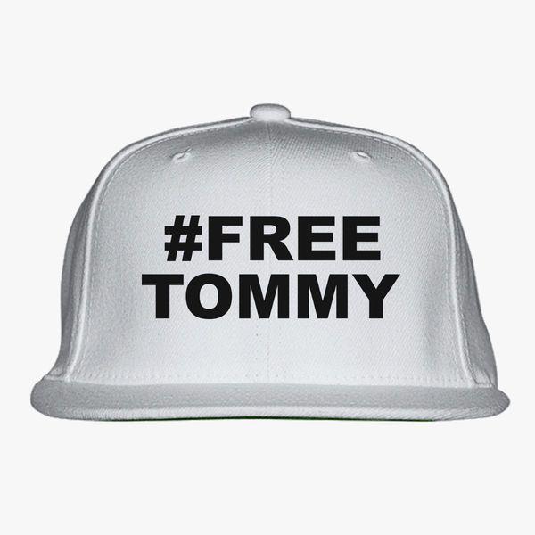 Free Tommy Robinson Snapback Hat  06a4011b1ffe