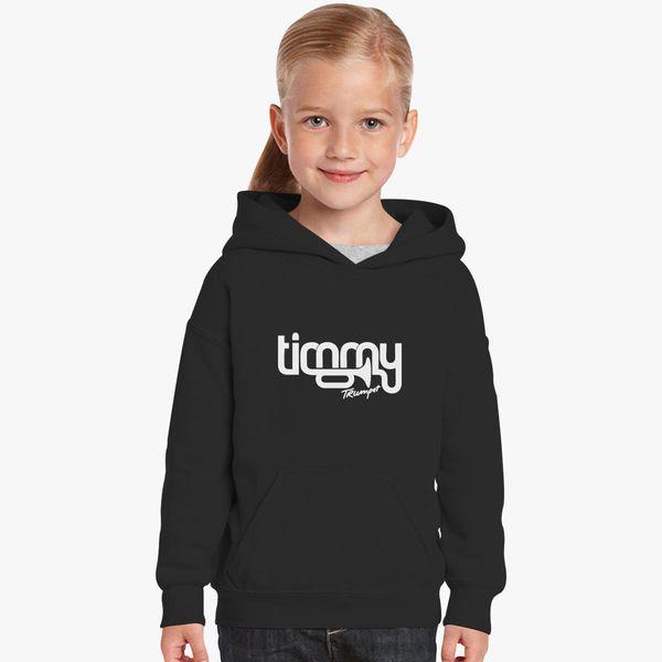 297b9805a Timmy Trumpet Logo Kids Hoodie - Customon