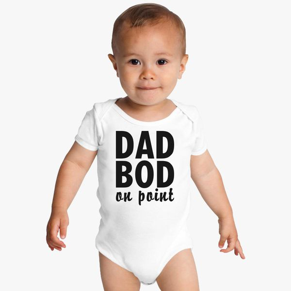 Dad Bod On Point Gift For Husband Father S Day Birthday Mens Funny Baby