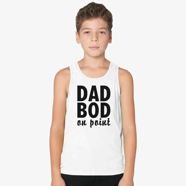 f4cf81cae Dad Bod On Point, Gift For Husband, Father's Day Gift, Husband, Birthday,  mens funny Kids Tank Top