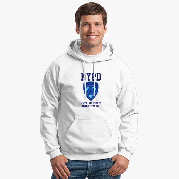 2a78a9090 99TH PRECINCT - BROOKLYN NY Unisex Hoodie - Customon