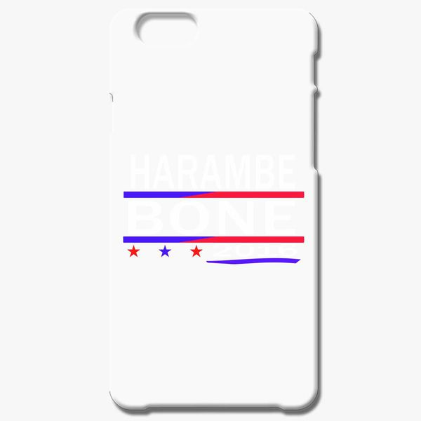 fed003895b HARAMBE AND KEN BONE 2016 iPhone 6/6S Plus Case - Customon