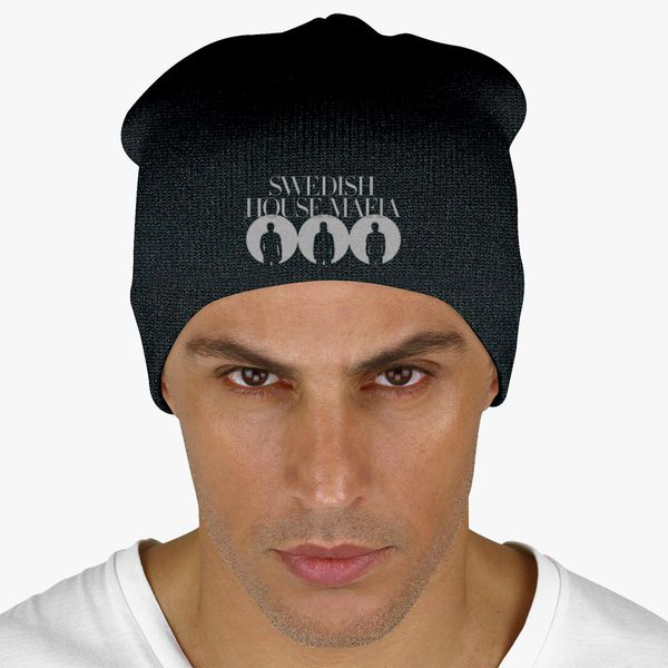 c2a2f46e113 Swedish House Mafia Knit Beanie (Embroidered) - Customon