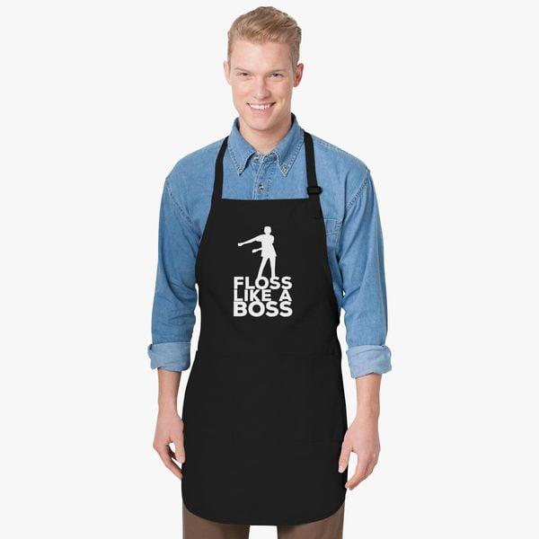 Floss Like A Boss Dance Apron - Customon