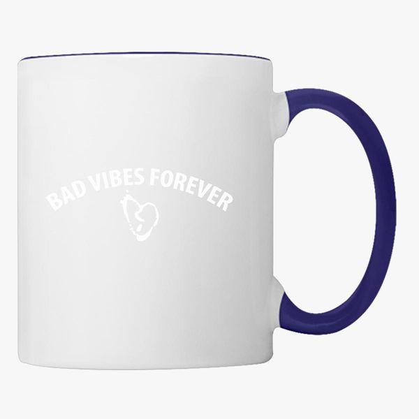 XXXTENTACION - Bad Vibes Forever Coffee Mug - Customon