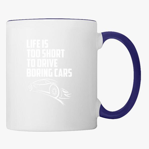 Drive Great Cars Coffee Mug Customon