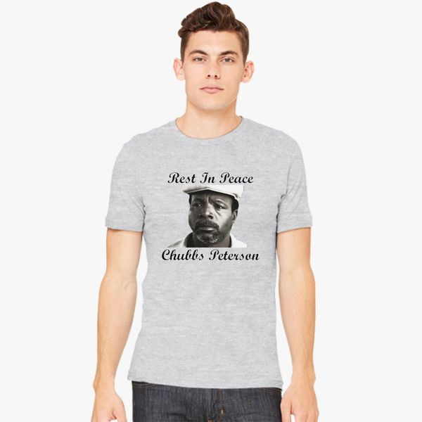 fff561cb Rest In Peace Chubbs Peterson Happy Gilmore Men's T-shirt ...
