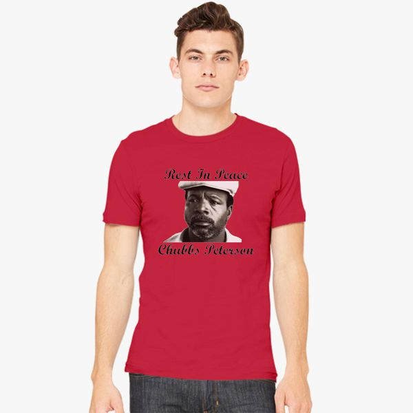 c12112d9 Rest In Peace Chubbs Peterson Happy Gilmore Men's T-shirt - Customon