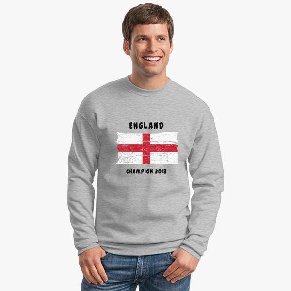 48121a59f England fifa world cup 2018 Crewneck Sweatshirt - Customon