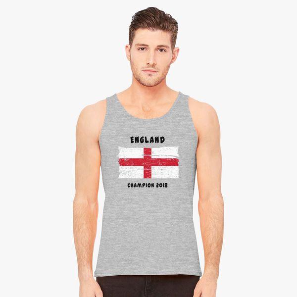 db6b93949 England fifa world cup 2018 Men s Tank Top - Customon