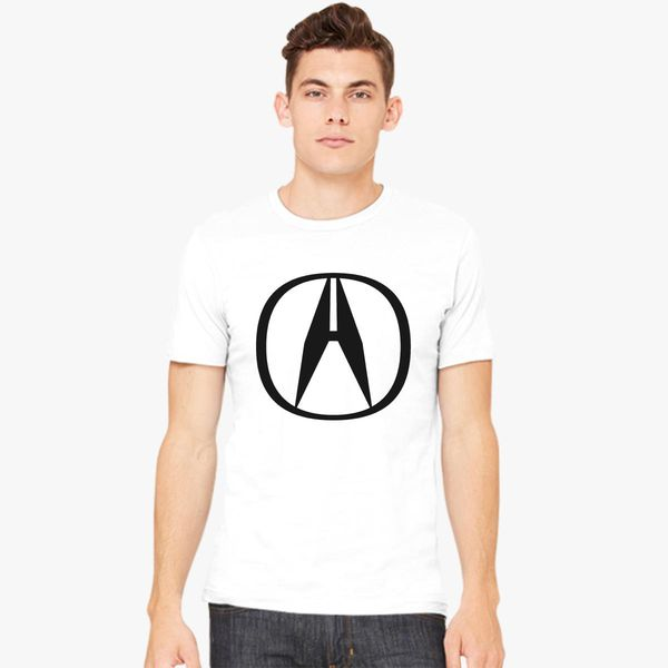 Acura Symbol Mens Tshirt Customoncom - Acura shirt
