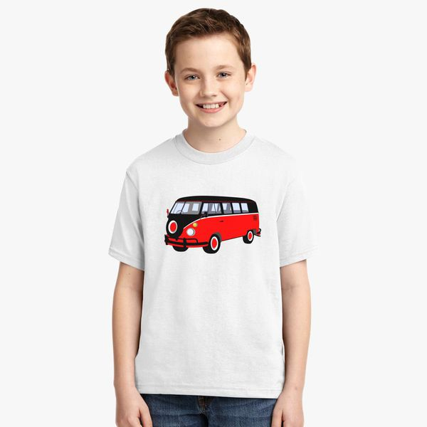 20178cda9 caravan red Youth T-shirt - Customon