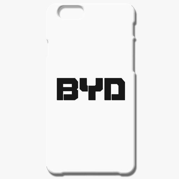 byd car logo iphone 8 plus case