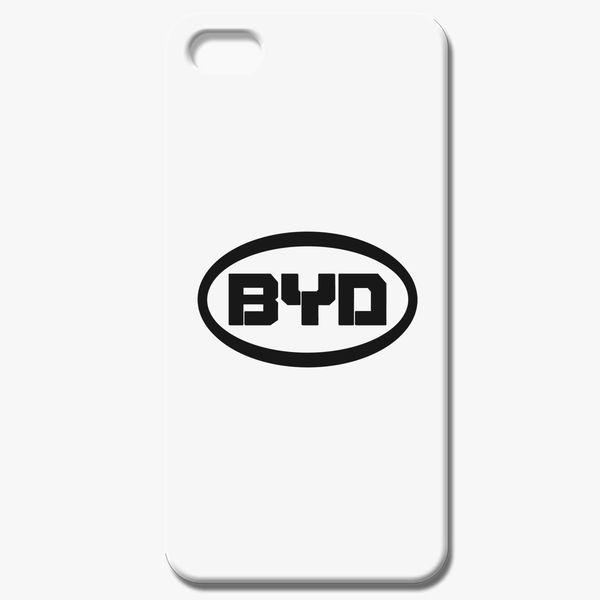 byd car logo iphone 7 case