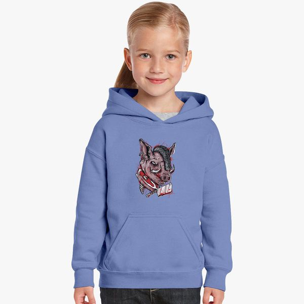 Reasonable Piggy Children's Hoodie Kids' Clothing, Shoes & Accs Clothing, Shoes & Accessories
