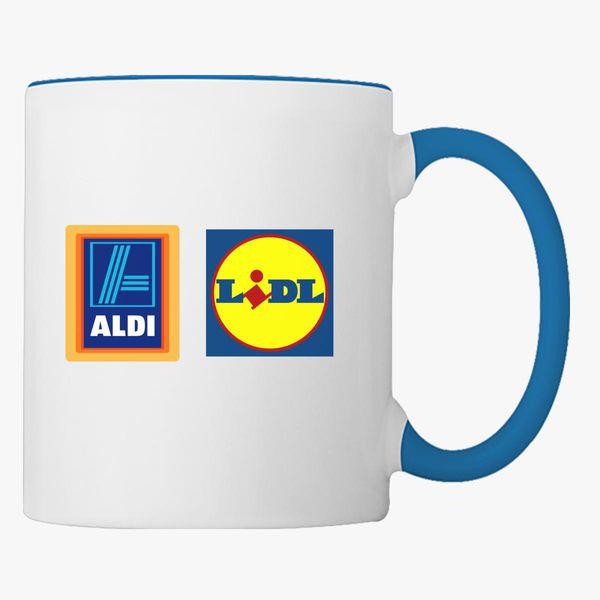 Aldi Coffee Mug Customon