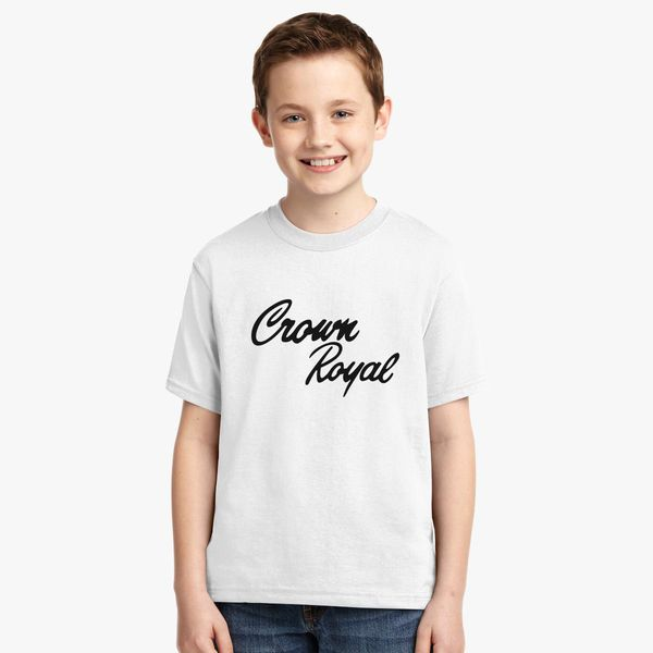 d95f6866b0 Crown Royal Youth T-shirt - Customon