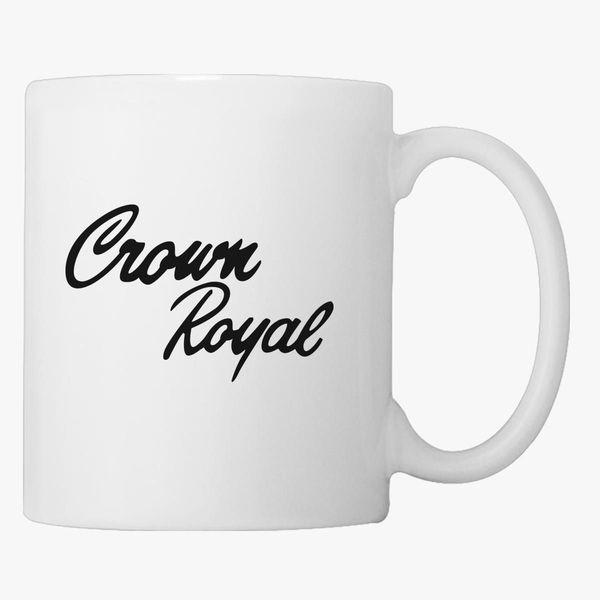 23dc369871 Crown Royal Coffee Mug - Customon