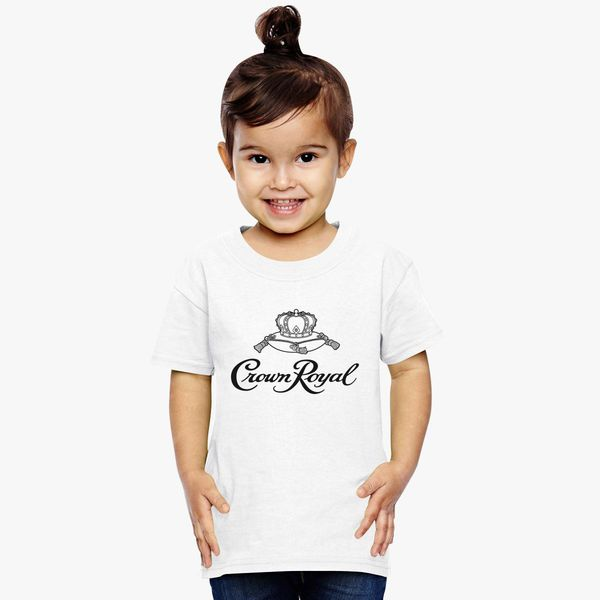 d2cb7f6fc6 Crown Royal Toddler T-shirt - Customon