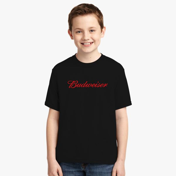 ec8ee8e8 Budweiser Youth T-shirt - Customon