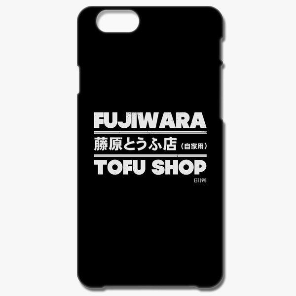 fujiwara tofu shop iphone