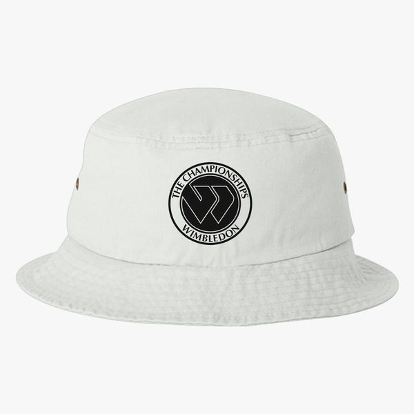 b5b04de8b5c7f Wimbledon Championships Bucket Hat - Customon