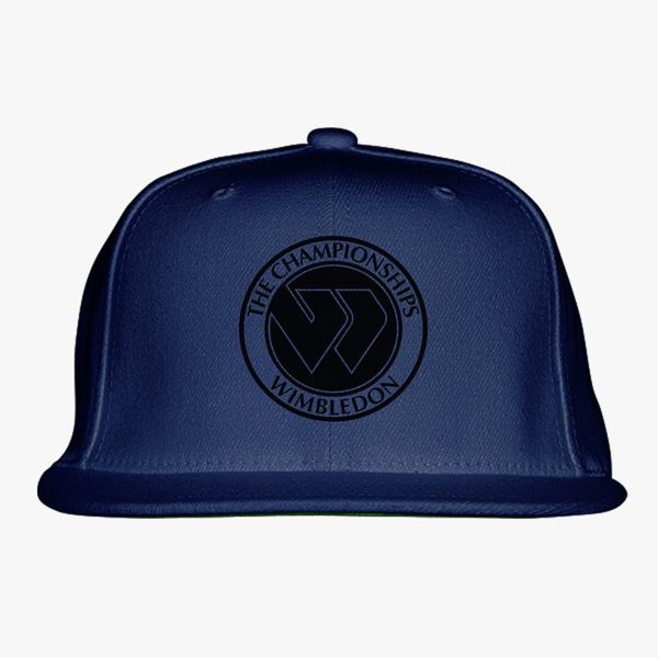 25cd434909f20 Wimbledon Championships Snapback Hat - Customon