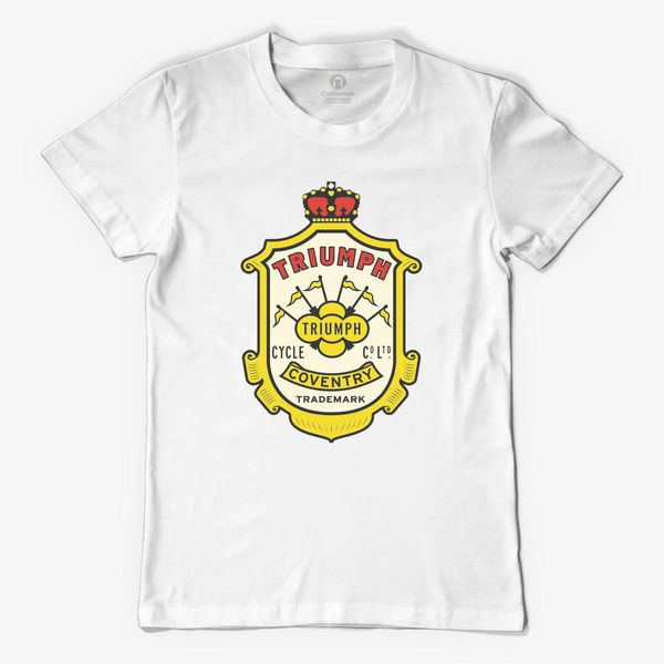 Small FREE SHIPPING IN U.S.! Triumph Live Fast Men/'s T-Shirt