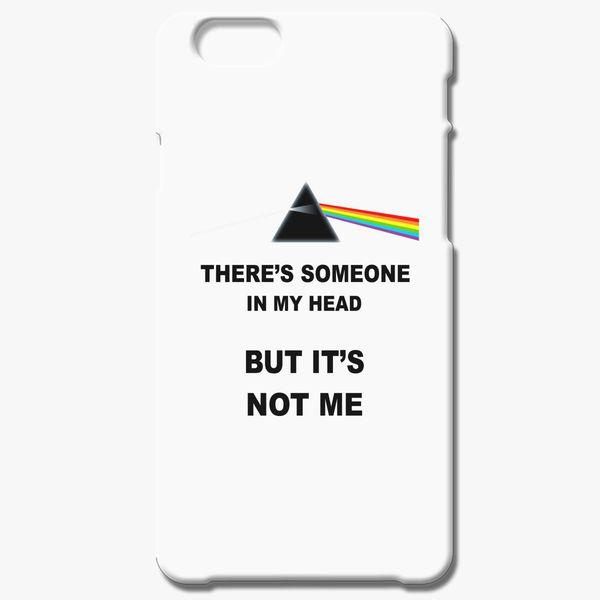 Pink Floyd Lyric iPhone 6/6S Plus Case - Customon