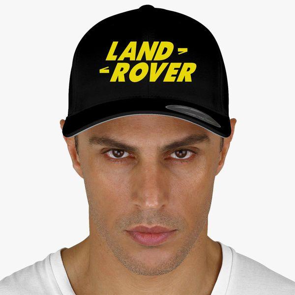 Land Rover Logo Cap: Land Rover Baseball Cap