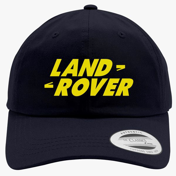 Land Rover Cotton Twill Hat