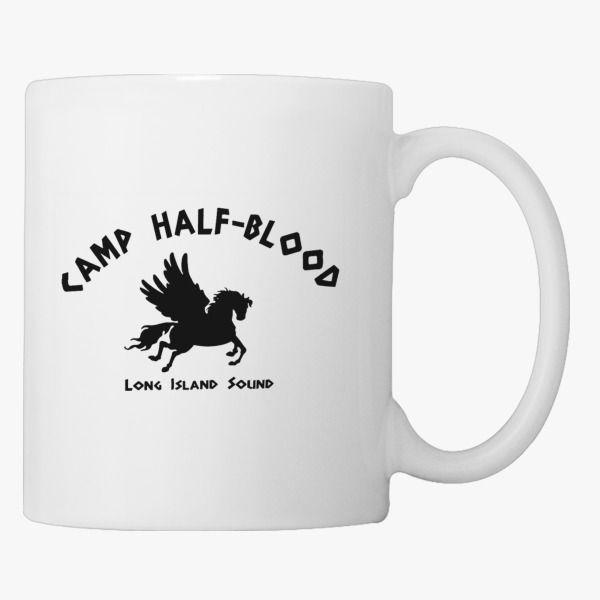 Camp Half Blood Coffee Mug Customon