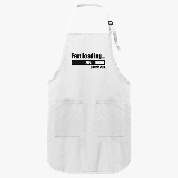 7f0070f0d00283 Fart Loading Funny Apron - Customon