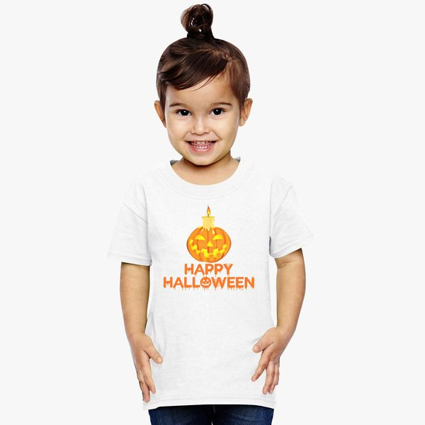 502049f372e1 HALLOWEEN-2 Toddler T-shirt - Customon