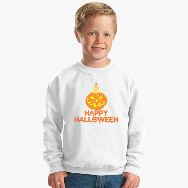 85b6b23c1c8f HALLOWEEN-2 Kids Sweatshirt - Customon