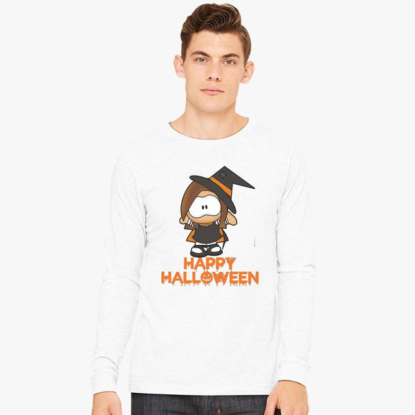 33ff00614826 HALLOWEEN-3 Long Sleeve T-shirt - Customon