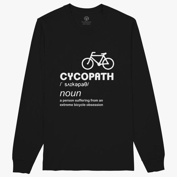 64b69fc7d Cycopath-Bike- Long Sleeve T-shirt - Customon