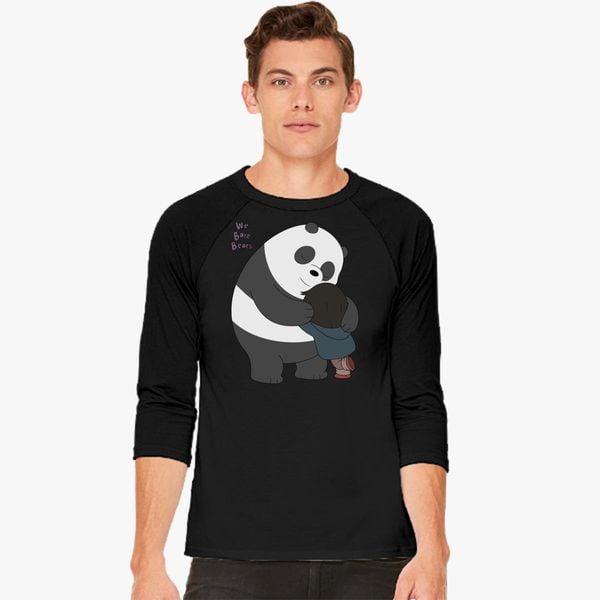 cdb69bd74d We Bare Bears Baseball T-shirt - Customon